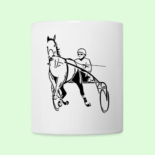 Le Trotteur - Mug blanc