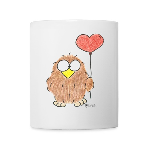 Niki Owl Amor/Love - Mug