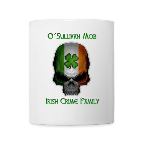 Irish OSM Skull - Tasse