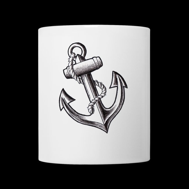 Anchor Tattoo Flash