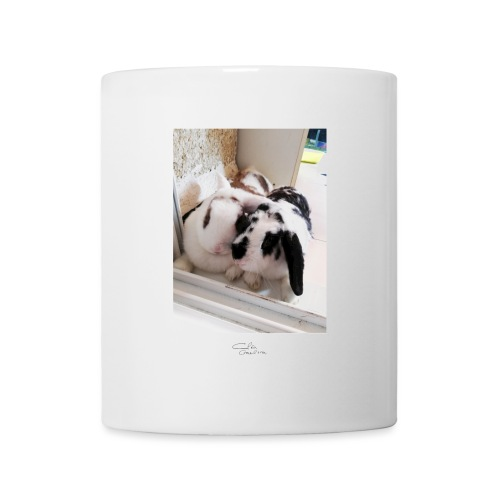 Bunnies - Mug blanc