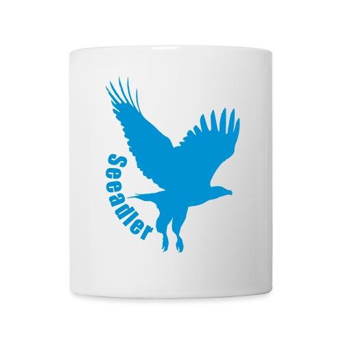 Seeadler im Flug - Tasse