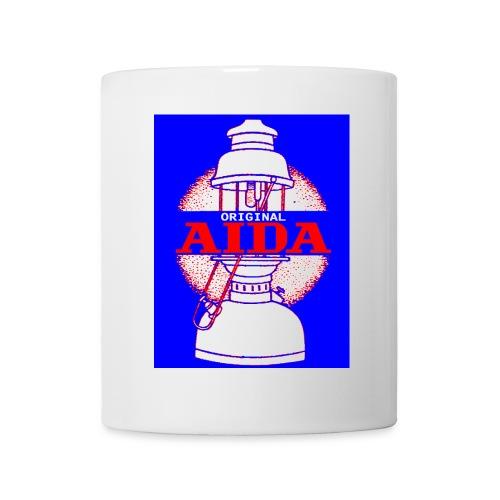 AIDA Glühstrümpfe blaurot - Tasse