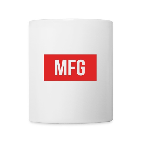 MFG on Youtube Logo - Mug