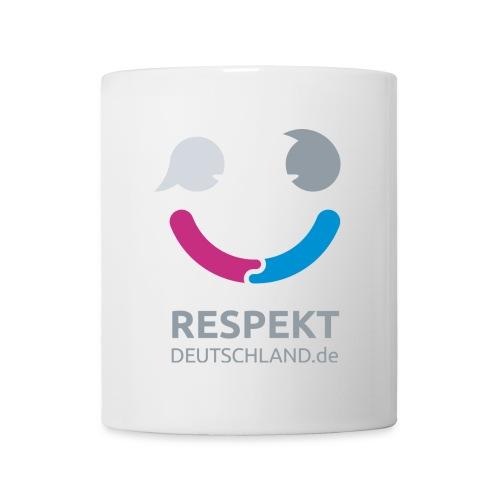 Logo Respekt Deutschland - Tasse