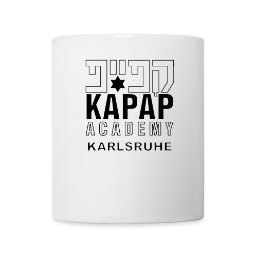 KAPAP Academy Karlsruhe s w Umrisse png - Tasse