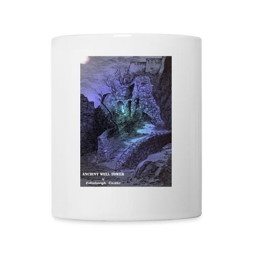 Ancient Well House of Edinburgh Castle - Mug