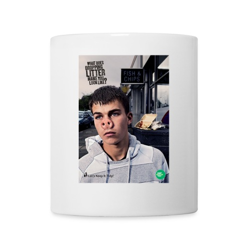 Dirty Pig Male - Mug