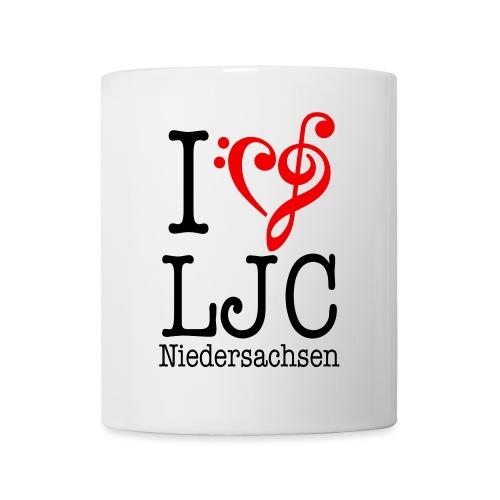 I LJC für dunkle Shirts - Tasse