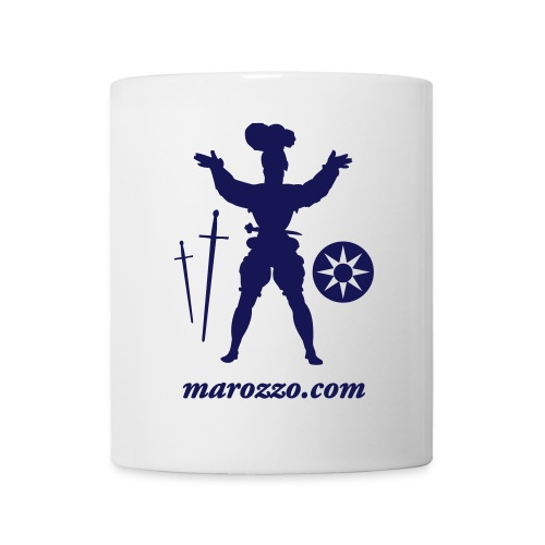 logo text - Mug