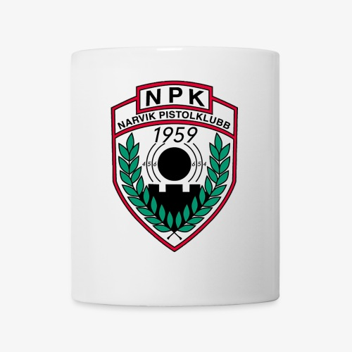 Narvik Pistolklubb - Kopp