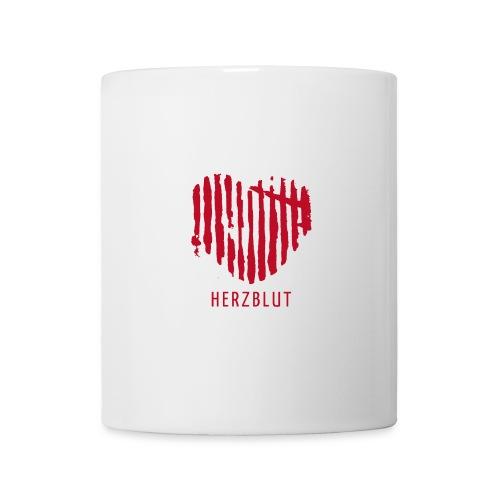 HERZBLUT GIRL HOODY RED - Mug
