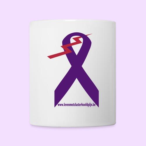 Logo clusterhoofdpijn - Mok