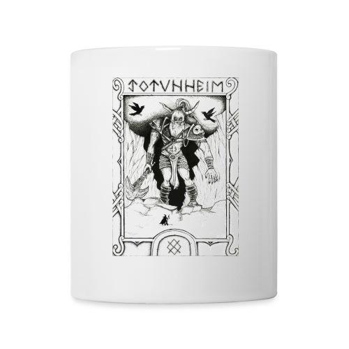 Jotunheimr - Mug blanc