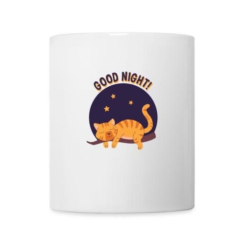 good night - Mug blanc