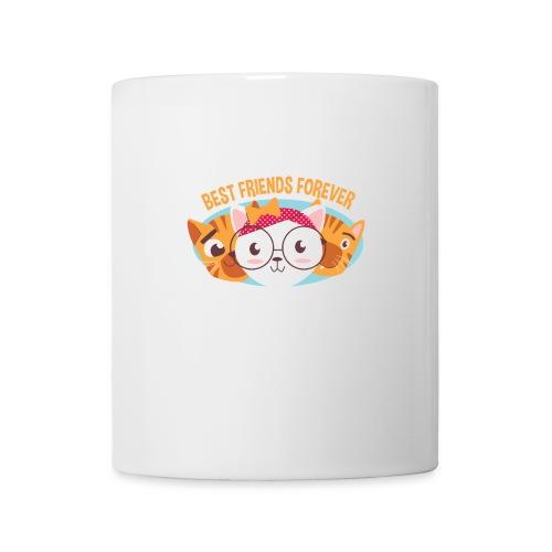 best friends forever - Mug blanc
