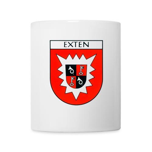Wappen Exten 1980 - Tasse