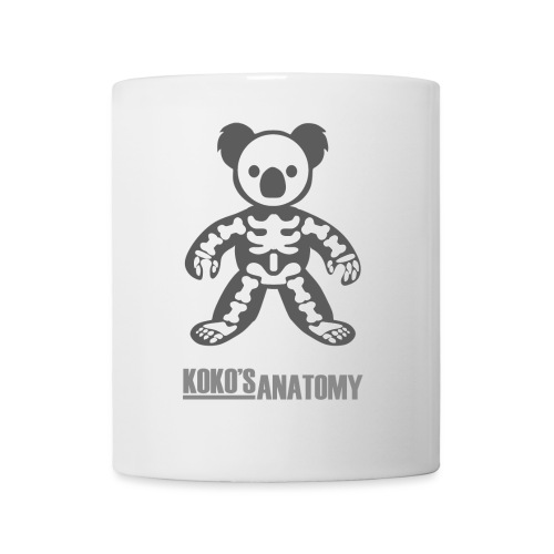 Koko Anatomie - Tasse