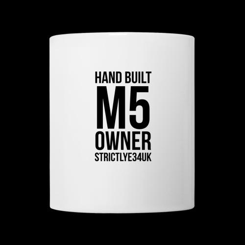 Hand Built M5 Owner - Mug