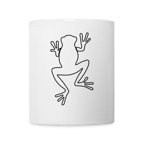 frog A - Mug