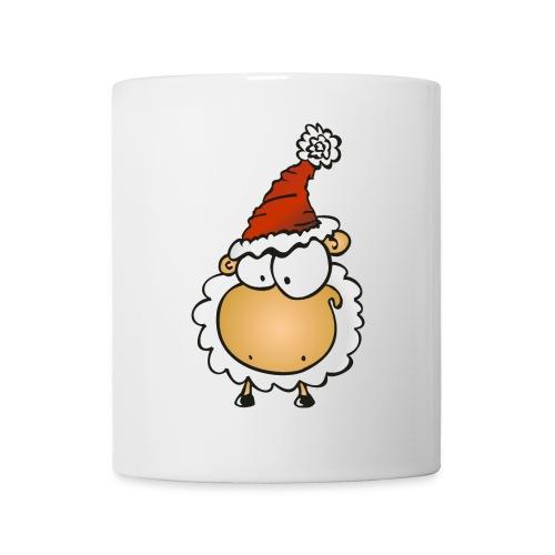Weihnachts Schaf - Tasse
