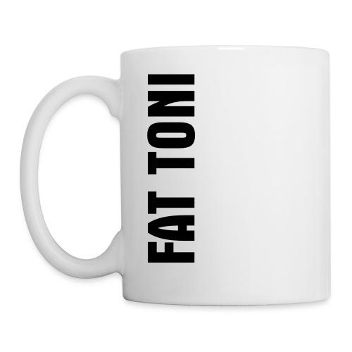 FAT TONI Logo - Tasse