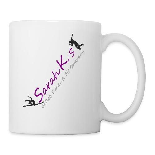 Logo Sarah K´s.png - Tasse