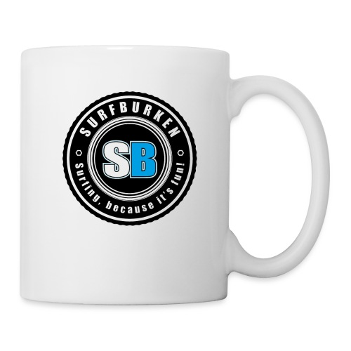 SB badge 01 png - Mug