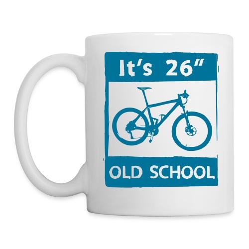 26 Old School 2C - Tasse