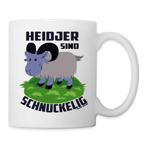Heidschnucke Fiete - Tasse