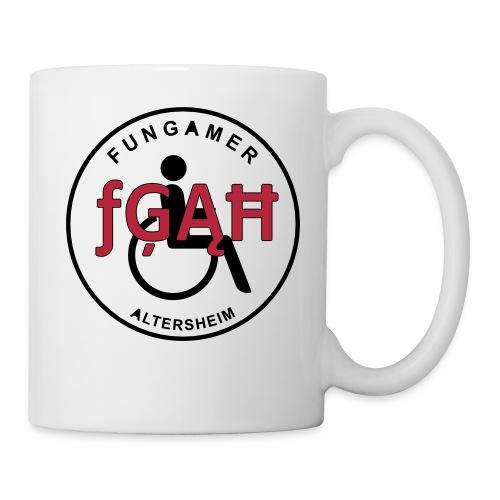 Logo FungamerAltersheim - Tasse