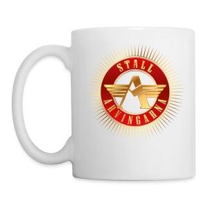 Stall Arvingarna-logo - Mugg