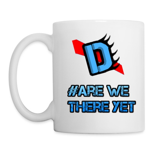 Deadmanj1990 #Are We There Yet - Mug