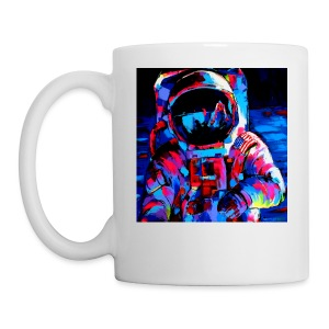 Man on the moon - Tasse