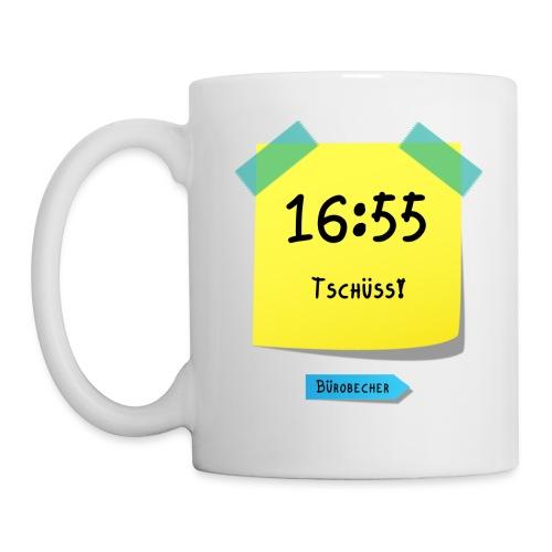 16:55 Uhr - Tasse