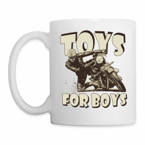 toys for boys - Mug