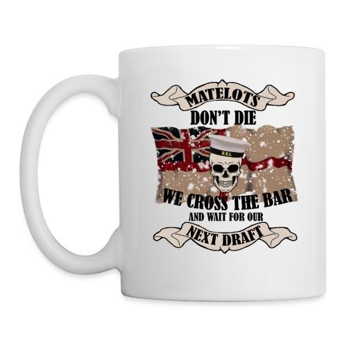 Cross the Bar2 - Mug