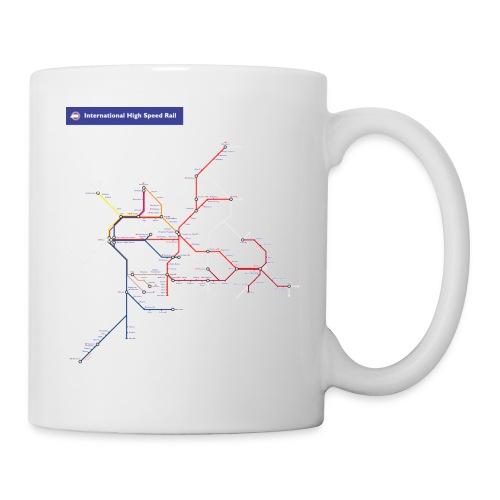 RailMap Cup png - Mug