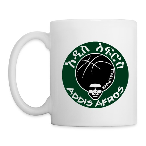 Afros greencicrcle bb - Tasse