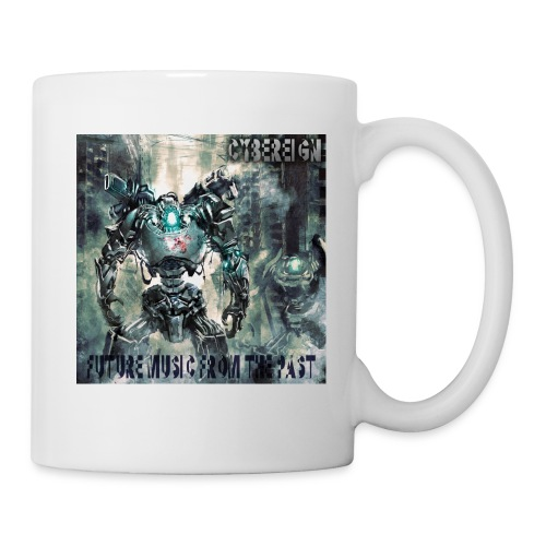 Cybereign Future Art - Mug
