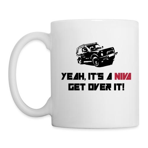 It's a NIVA get over it! - Tasse