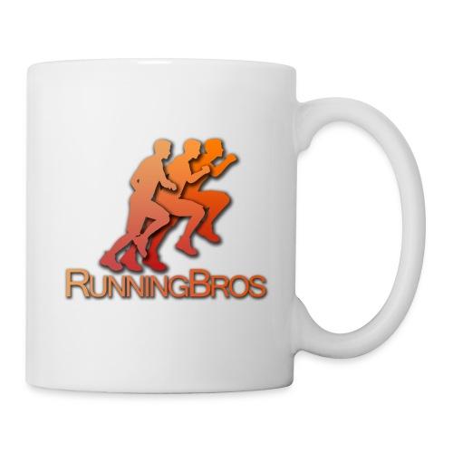 RunningBros Logo - Tasse