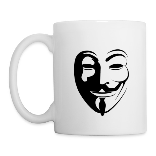 Anonymous Round Face - Muki