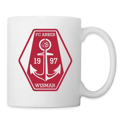Logo vom FC Anker Wismar - Tasse