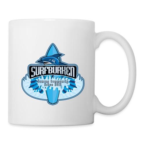 surfboard v2 png - Mug