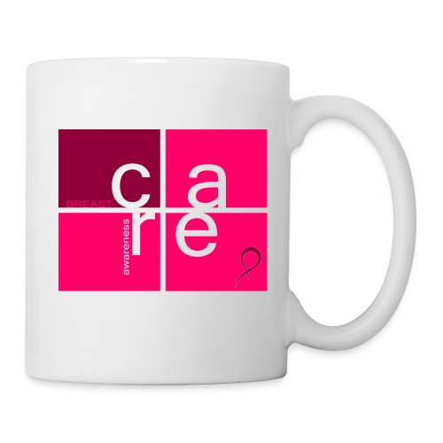 Breast cancer care - Mug