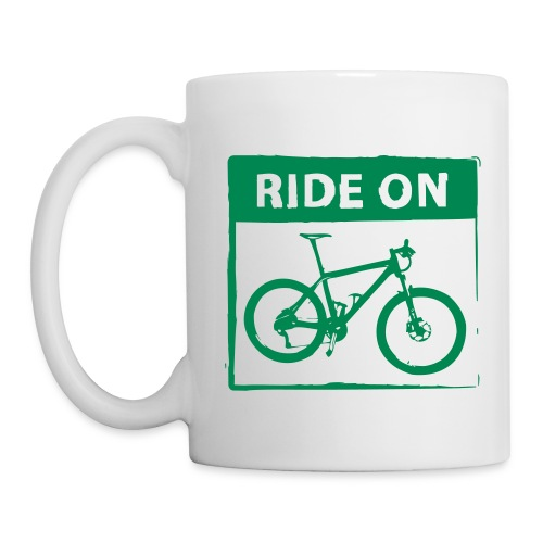 Ride On MTB 1 Color - Tasse