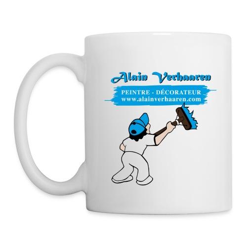 tshirt AV (verso) - Mug blanc