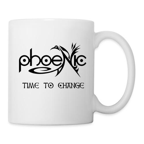 PhoeNic - Logo - Tasse