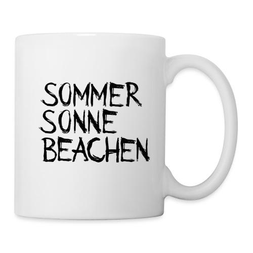 Sommer Sonne Beachen - Tasse